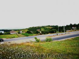 adapazarı ferizlide cadde üzeri satılık arsa
