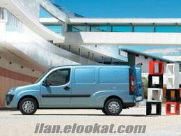 kiralık fiat doblo cargo maxi