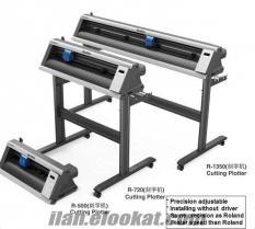 Helitin Folyo Kesim Makinası 135cm Optik Gözlü