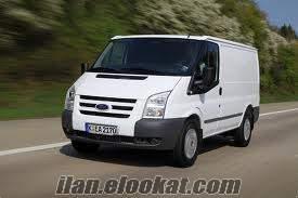 Kiralık H 100 Panelvan Minibüs
