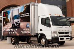 soforlu kamyonet kiralama hizmetleri