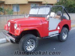 jeep satılık cj5 williys sakın kaçırmayın!!!!!