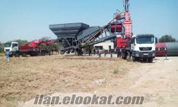 haftalık 35, 55, 80 tonluk vinç kiralama