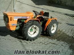 Goldoni üniversal traktör acil satılık