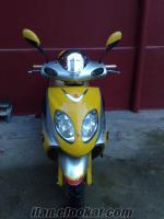 150 cc lik çelik motor