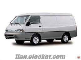 Hyundai H 100 Panelvan Kiralama