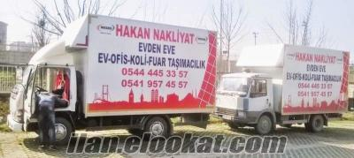 kiralık kamyon ve kamyonet hizmetleri