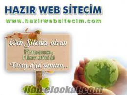 Hazır Web Siteci - Web Site Tasarımı, Hazır Web Site Yazılımları