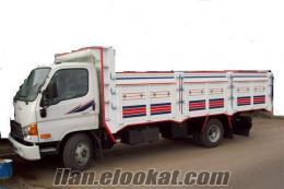 acil satılık hyundai 75 kamyon