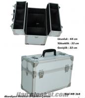 WB 368 Kilitli İlk Yardım j Kutuları, Medikal Akordion WB 368 Açılır Raflı İlk