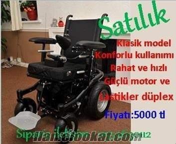 ENGELLİ ARABASI KLASİK MODEL SIFIR