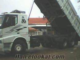 manisa salihli;de satılık BMC 620 kamyon