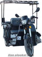 iki kişilik engelli aracı