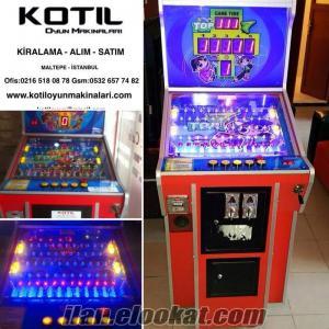 İstanbul oyun makinaları
