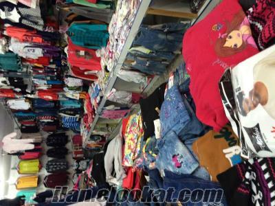 Etlikte devren kiralık giyim mağazası