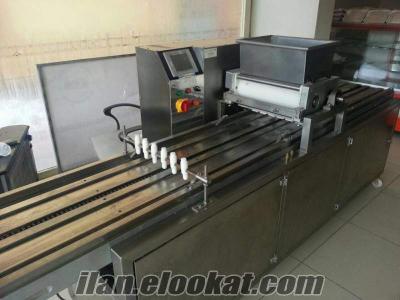 Mantı makinası imalatı , 2ci gıda makinaları servis mevcuttur