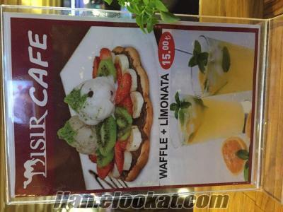 Kızılay da Waffle Mısır Cafe karanfil 2.sok no 34