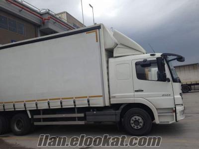 kiralık kamyon var