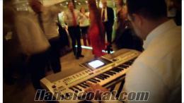 Düğün orkestrası klavyeci ses sistemi kiralama