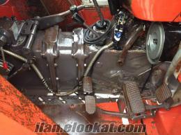 Uşak ulubeyde 12vites kara şanzuman 255 turbo massey