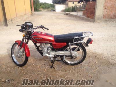 Sahibinden satılık 2010 model mondial 125 lik uag