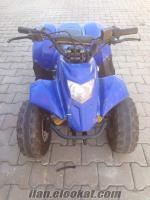 İhtiyaçtan satılık mini ATV