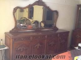 izmirde sahibinden satılık antika salon ve otuma takımı