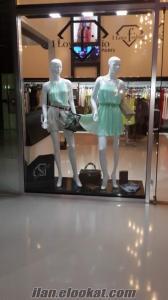 Antalya belek adem havva otel içerisinde devren giyim mağazası acil