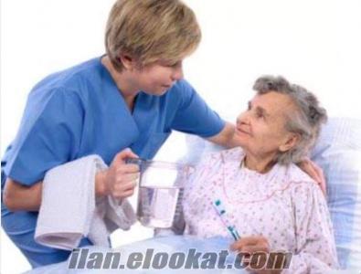 Acil hasta bakıcı aranıyor