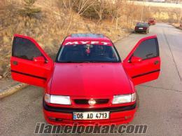 Sahibinden temiz emsalsiz Opel 1.8 s