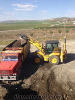 Hidromek kepçe 2013 model sahibinden kiralık verilir As 950 kamyon bulunur