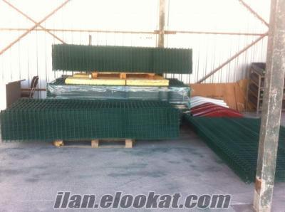 Sandviç panel / trapez saç / panel çit