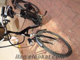 Satilik elektrikli bisiklet
