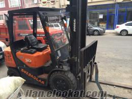 Polatlıda kiralık jcb bekoloder kamyon forklıft