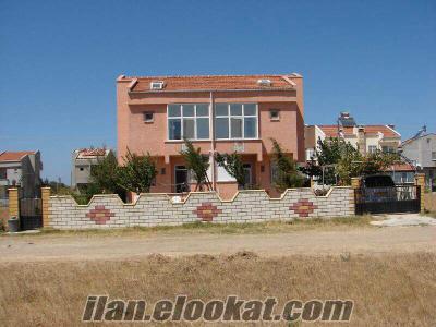 Edirne Enez de Kiralık yazlık villa