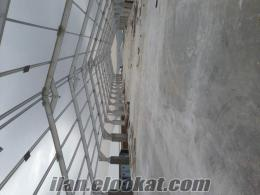 Çelik kontrüksiyon sandiviç panel taşeron