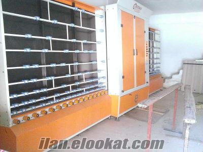 Cam Yıkama Makinası 1700 ikinci el Ersan Makina