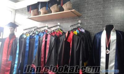 istanbulda kiralık ve satılık mezuniyet kostümleri
