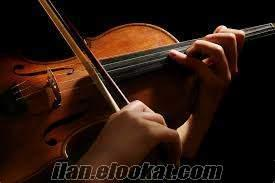 Silivri keman piyano çello bateri yan flüt gitar kursu