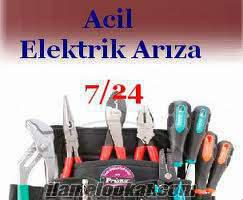 SAMSUN ATAKUMDA ELEKTRİK ARIZA 7/24 HİZMET...