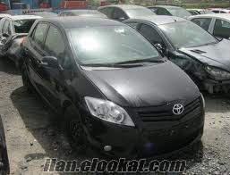 İstanbul hurda araç, sahibinden pert araç , kazalı araç , plakalı kazalı araçla