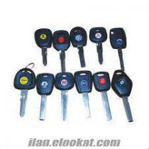 Volkswagen Polo orjinal kumanda ve anahtar çözümleri