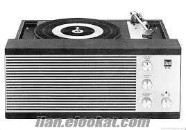dual pikap jukebox tamircisi radyo pikap müzik dolabı tamiri arto usta