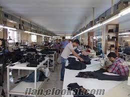Tekstil Taşeron Kesim Dikim Konfeksiyon Atölyesi
