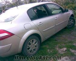 2008 model Renault megan sedan