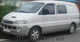 Kiralık Hyundai Starex Cityvan 5+1 Panelvan Minibüs
