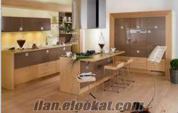 mutfak imalatı abanoz mobilya dekorasyon