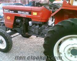 Bornovada kiralık traktör