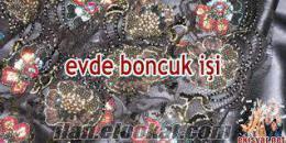 HENDEKTE EVLERE BONCUK İŞİ