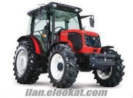 Aksaray Yenikentte erkunt traktör